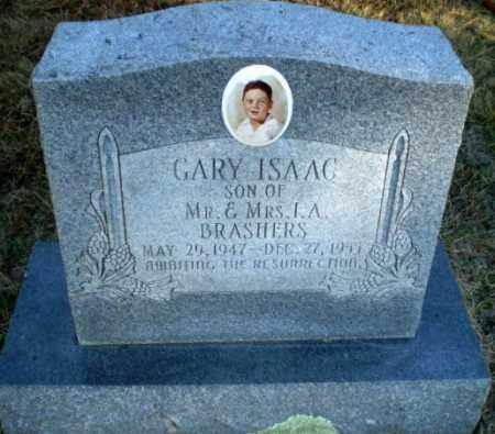 BRASHERS, GARY ISAAC - Greene County, Arkansas | GARY ISAAC BRASHERS - Arkansas Gravestone Photos
