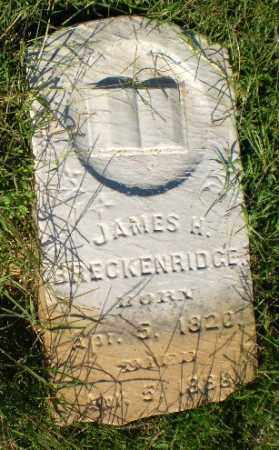 BRECKENRIDGE, JAMES H - Greene County, Arkansas | JAMES H BRECKENRIDGE - Arkansas Gravestone Photos