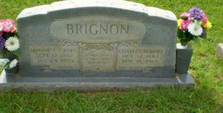 BRIGNON, CHARLES ROBERT - Greene County, Arkansas | CHARLES ROBERT BRIGNON - Arkansas Gravestone Photos