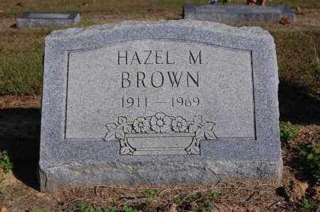 MARTIN BROWN, HAZEL M. - Greene County, Arkansas | HAZEL M. MARTIN BROWN - Arkansas Gravestone Photos