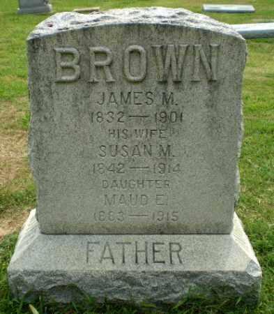 BROWN, SUSAN M - Greene County, Arkansas   SUSAN M BROWN - Arkansas Gravestone Photos