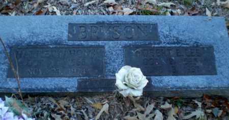 BRYSON, HATTIE MAHOMA - Greene County, Arkansas | HATTIE MAHOMA BRYSON - Arkansas Gravestone Photos
