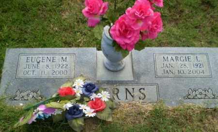 BURNS (VETERAN WWII), EUGENE MARM - Greene County, Arkansas | EUGENE MARM BURNS (VETERAN WWII) - Arkansas Gravestone Photos