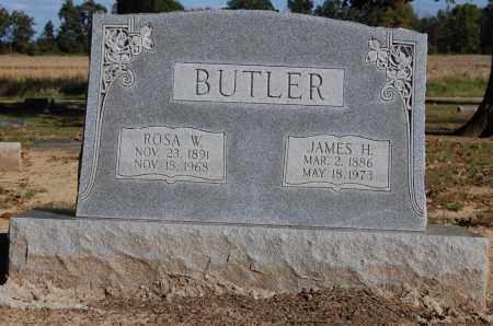 BUTLER, ROSA W. - Greene County, Arkansas | ROSA W. BUTLER - Arkansas Gravestone Photos