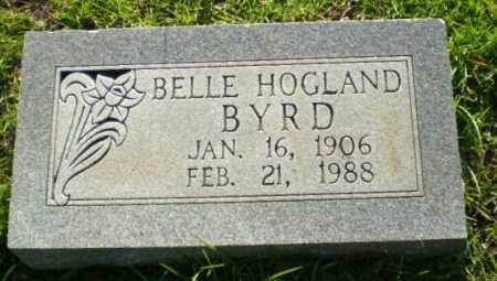 BYRD, BELLE - Greene County, Arkansas | BELLE BYRD - Arkansas Gravestone Photos