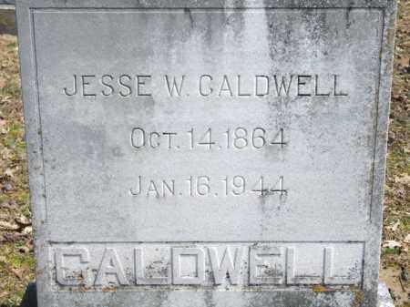 CALDWELL, JESSE W. - Greene County, Arkansas | JESSE W. CALDWELL - Arkansas Gravestone Photos