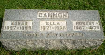 CAMMON, ELLA - Greene County, Arkansas | ELLA CAMMON - Arkansas Gravestone Photos