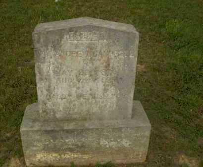CAMPBELL, WM ANDREW - Greene County, Arkansas | WM ANDREW CAMPBELL - Arkansas Gravestone Photos