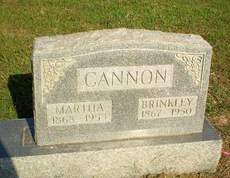 CANNON, MARTHA - Greene County, Arkansas | MARTHA CANNON - Arkansas Gravestone Photos