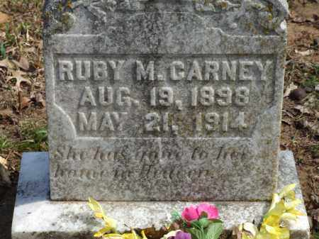 CARNEY, RUBY M. - Greene County, Arkansas | RUBY M. CARNEY - Arkansas Gravestone Photos
