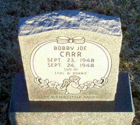 CARR, BOBBY JOE - Greene County, Arkansas | BOBBY JOE CARR - Arkansas Gravestone Photos