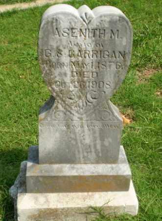 CARRIGAN, ASENITH M - Greene County, Arkansas | ASENITH M CARRIGAN - Arkansas Gravestone Photos