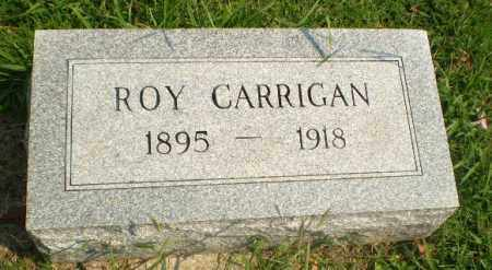 CARRIGAN, ROY - Greene County, Arkansas | ROY CARRIGAN - Arkansas Gravestone Photos