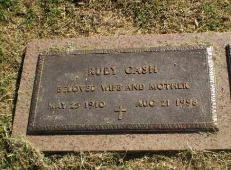 CASH, RUBY - Greene County, Arkansas | RUBY CASH - Arkansas Gravestone Photos