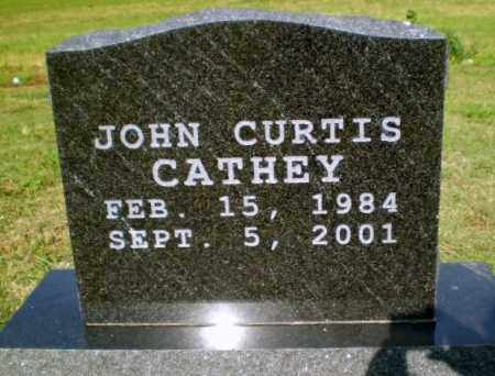 CATHEY, JOHN CURTIS - Greene County, Arkansas | JOHN CURTIS CATHEY - Arkansas Gravestone Photos