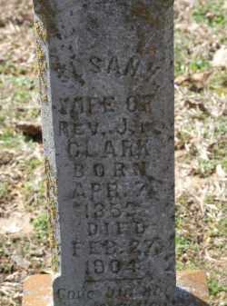 CLARK, SUSAN V. - Greene County, Arkansas   SUSAN V. CLARK - Arkansas Gravestone Photos
