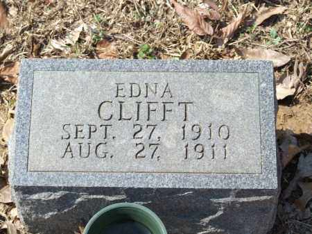 CLIFFT, EDNA - Greene County, Arkansas   EDNA CLIFFT - Arkansas Gravestone Photos