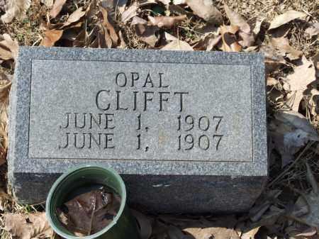 CLIFFT, OPAL - Greene County, Arkansas | OPAL CLIFFT - Arkansas Gravestone Photos