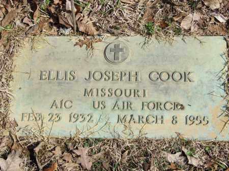 COOK (VETERAN), ELLIS JOSEPH - Greene County, Arkansas   ELLIS JOSEPH COOK (VETERAN) - Arkansas Gravestone Photos