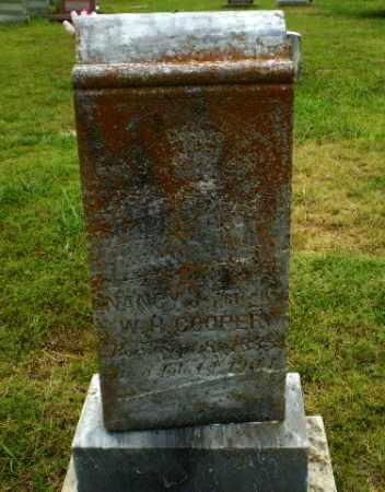 COOPER, NANCY J - Greene County, Arkansas | NANCY J COOPER - Arkansas Gravestone Photos