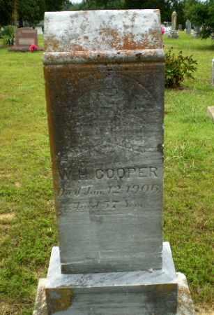 COOPER, W.H. - Greene County, Arkansas   W.H. COOPER - Arkansas Gravestone Photos