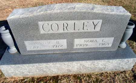 CORLEY, ABNER B - Greene County, Arkansas | ABNER B CORLEY - Arkansas Gravestone Photos
