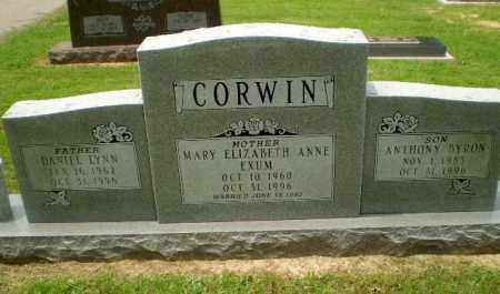 CORWIN, DANIEL LYNN - Greene County, Arkansas | DANIEL LYNN CORWIN - Arkansas Gravestone Photos