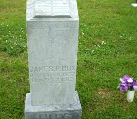 COX, JAMES H - Greene County, Arkansas   JAMES H COX - Arkansas Gravestone Photos