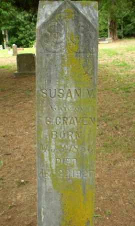 CRAVEN, SUSAN V - Greene County, Arkansas | SUSAN V CRAVEN - Arkansas Gravestone Photos