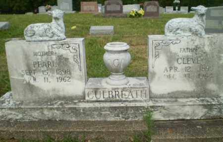CULBREATH, CLEVE - Greene County, Arkansas | CLEVE CULBREATH - Arkansas Gravestone Photos