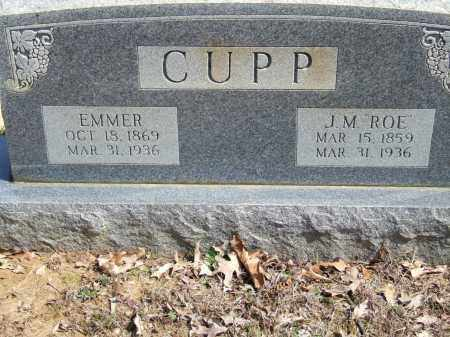 CUPP, EMMER - Greene County, Arkansas | EMMER CUPP - Arkansas Gravestone Photos
