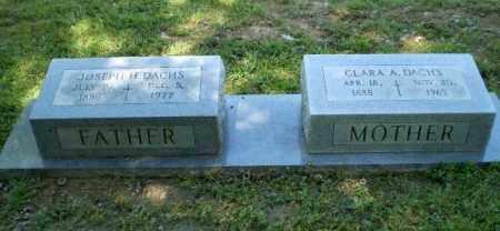 DACHS, CLARA A - Greene County, Arkansas | CLARA A DACHS - Arkansas Gravestone Photos