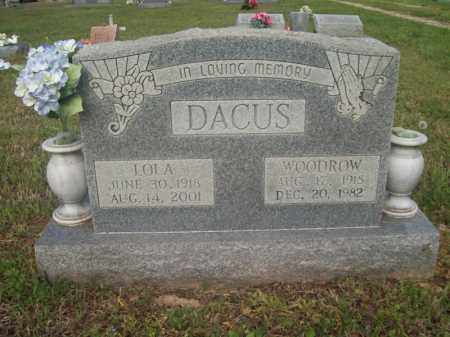 DACUS, LOLA - Greene County, Arkansas   LOLA DACUS - Arkansas Gravestone Photos