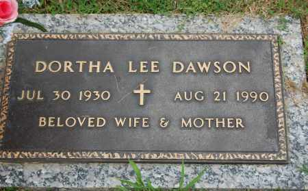 DAWSON, DORTHA LEE - Greene County, Arkansas | DORTHA LEE DAWSON - Arkansas Gravestone Photos