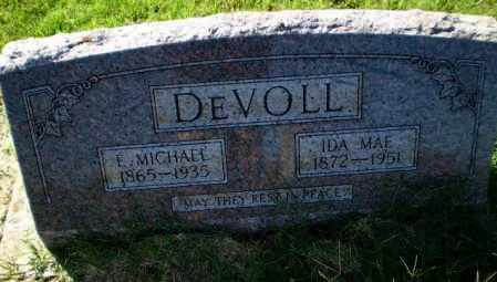 DEVOLL, F. MICHAEL - Greene County, Arkansas   F. MICHAEL DEVOLL - Arkansas Gravestone Photos