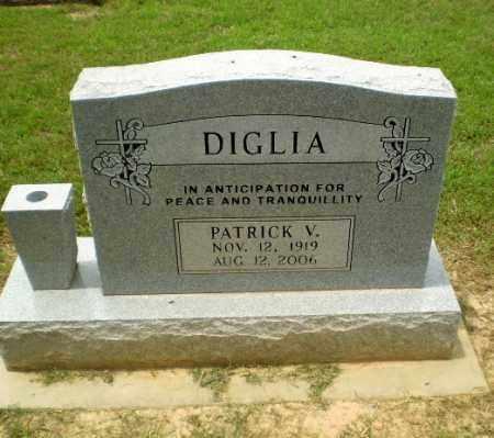 DIGLIA, PATRICK V - Greene County, Arkansas | PATRICK V DIGLIA - Arkansas Gravestone Photos