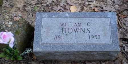 DOWNS, WILLIAM C - Greene County, Arkansas | WILLIAM C DOWNS - Arkansas Gravestone Photos