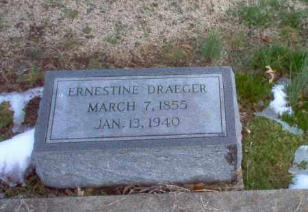 DRAEGER, ERNESTINE - Greene County, Arkansas   ERNESTINE DRAEGER - Arkansas Gravestone Photos