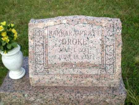 DROKE, BARBARA - Greene County, Arkansas   BARBARA DROKE - Arkansas Gravestone Photos