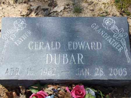 DUBAR, GERALD EDWARD - Greene County, Arkansas | GERALD EDWARD DUBAR - Arkansas Gravestone Photos