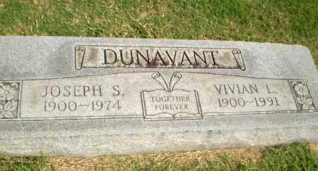DUNAVANT, JOSEPH S - Greene County, Arkansas | JOSEPH S DUNAVANT - Arkansas Gravestone Photos