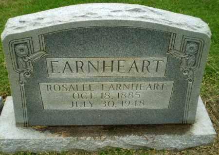 EARNHEART, ROSALEE - Greene County, Arkansas   ROSALEE EARNHEART - Arkansas Gravestone Photos