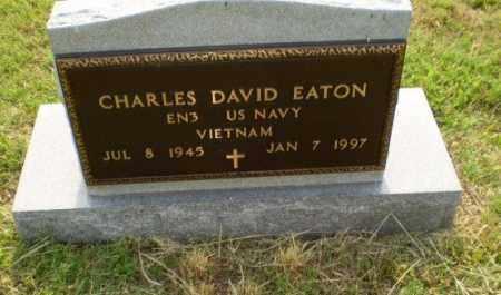 EATON  (VETERAN VIET), CHARLES DAVID - Greene County, Arkansas | CHARLES DAVID EATON  (VETERAN VIET) - Arkansas Gravestone Photos