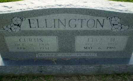 ELLINGTON, ELVA M - Greene County, Arkansas | ELVA M ELLINGTON - Arkansas Gravestone Photos