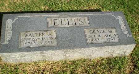 ELLIS, WALTER A - Greene County, Arkansas | WALTER A ELLIS - Arkansas Gravestone Photos