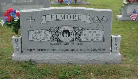 ELMORE, MARY K. - Greene County, Arkansas | MARY K. ELMORE - Arkansas Gravestone Photos
