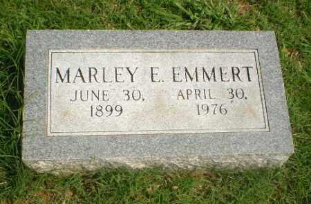 EMMERT, MARLEY E - Greene County, Arkansas | MARLEY E EMMERT - Arkansas Gravestone Photos