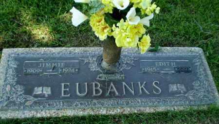 EUBANKS, JIMMIE - Greene County, Arkansas | JIMMIE EUBANKS - Arkansas Gravestone Photos