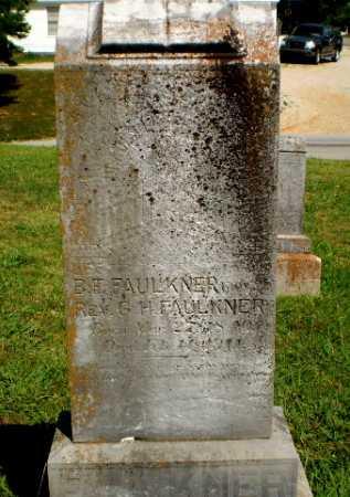 FAULKNER, B.T. - Greene County, Arkansas   B.T. FAULKNER - Arkansas Gravestone Photos