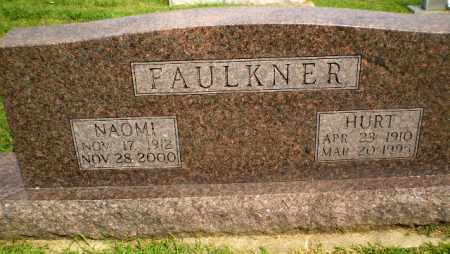 FAULKNER, NAOMI - Greene County, Arkansas | NAOMI FAULKNER - Arkansas Gravestone Photos